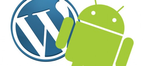 How to access WordPress via Android