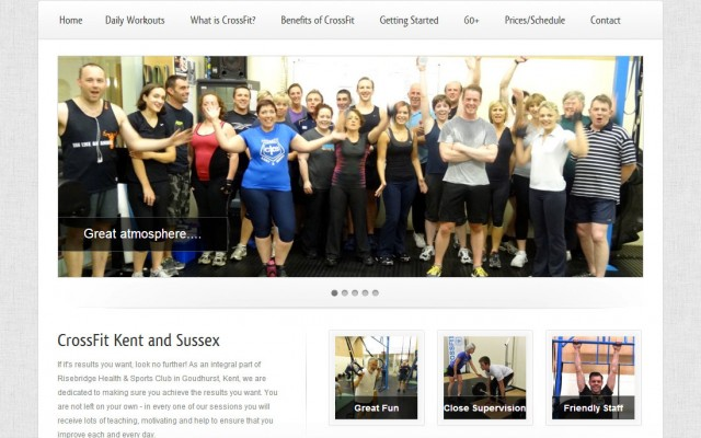 CrossFit Kent & Sussex