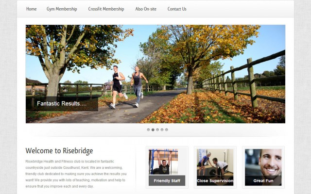 Risebridge Fitness Club