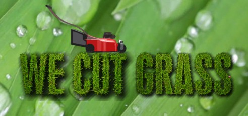 We Cut Grass