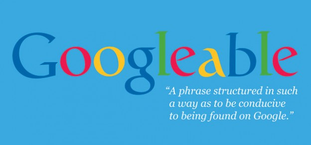 How to make your website more Googleable
