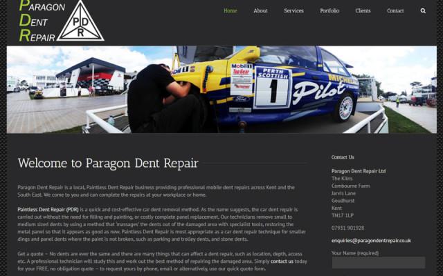 Paragon Dent Repair