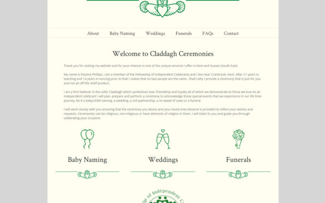 Claddagh Ceremonies