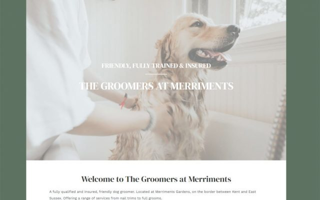 The Groomers at Merriments